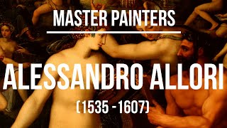 Alessandro Allori (1535 -1607) - A collection of paintings & drawings 2K Ultra HD Silent Slideshow