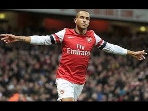 ◘ Theo Walcott ◘ Fastest On The Ball ◘ 2014/14 ◘