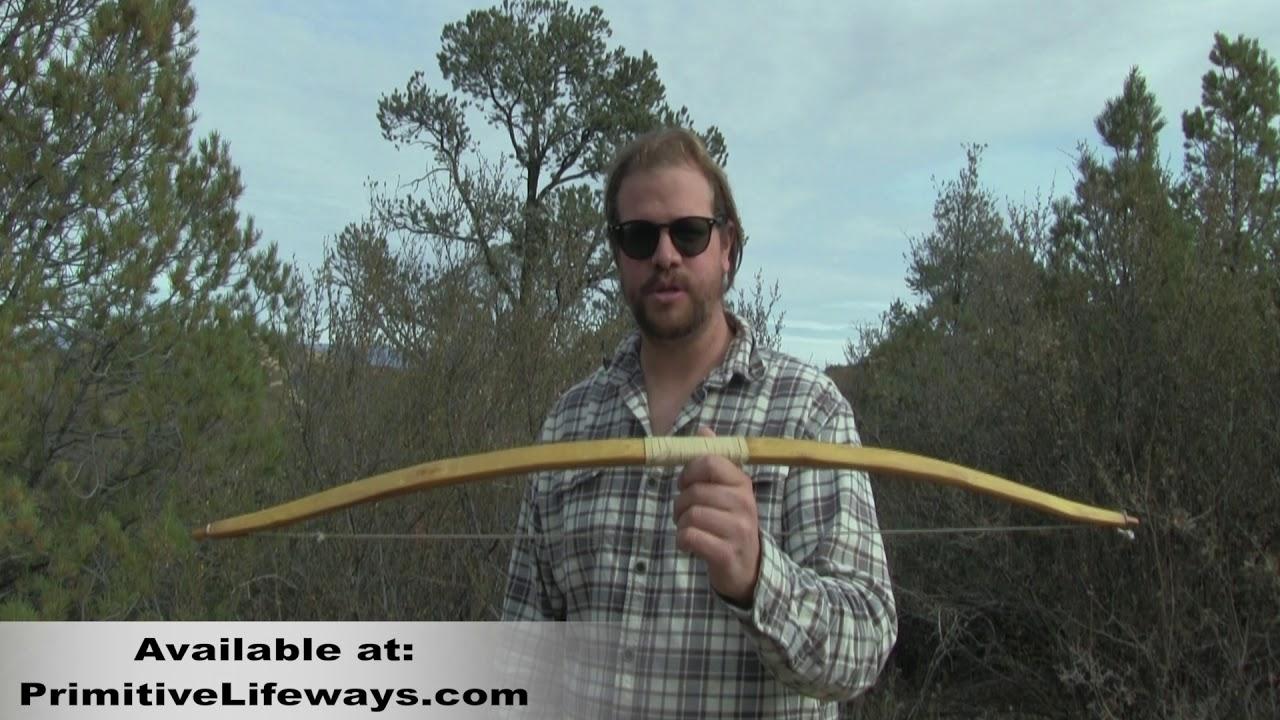 For Sale) Osage Orange Short Bow - YouTube 679dfe2ad