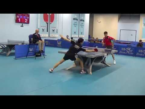 Westchester Table Tennis Center July 2017 Open Singles Final