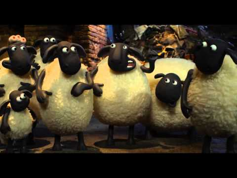 Shaun The Sheep: The Movie - Official Trailer #2 (2015) HD (PT)