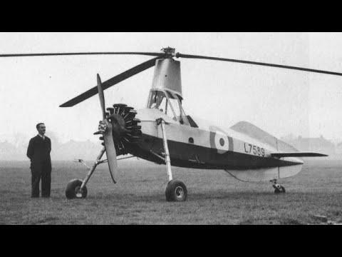 El origen del Autogiro - Juan De La Cierva - YouTube