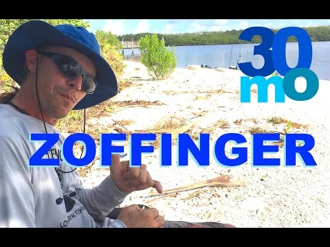 30milesOut.com~ FISHING with ZOFFINGER - kayaking tampa