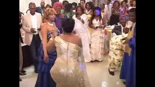 DR. SHEIKH UMAR - KAMARA AND DR . MARIE  UMAR - KAMARA 'S 30 WEDDING ANNIVERSARY