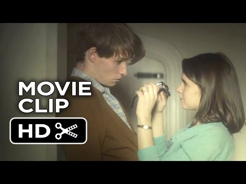 The Theory of Everything Movie CLIP - You Don't Know What's Coming (2014) - Felicity Jones Movie HD