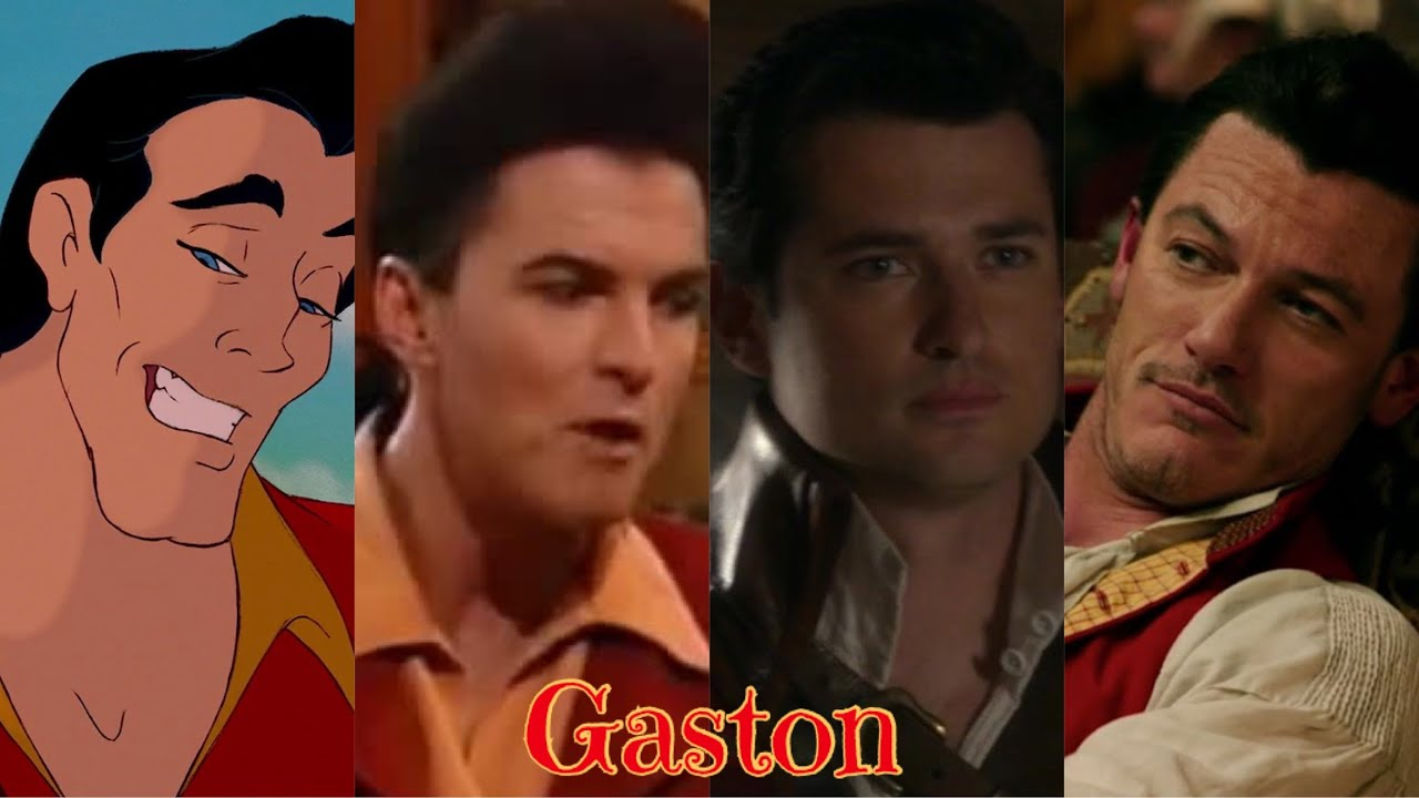 Download Gaston (Beauty And The Beast) | Evolution In Movies & TV (1991 - 2017)