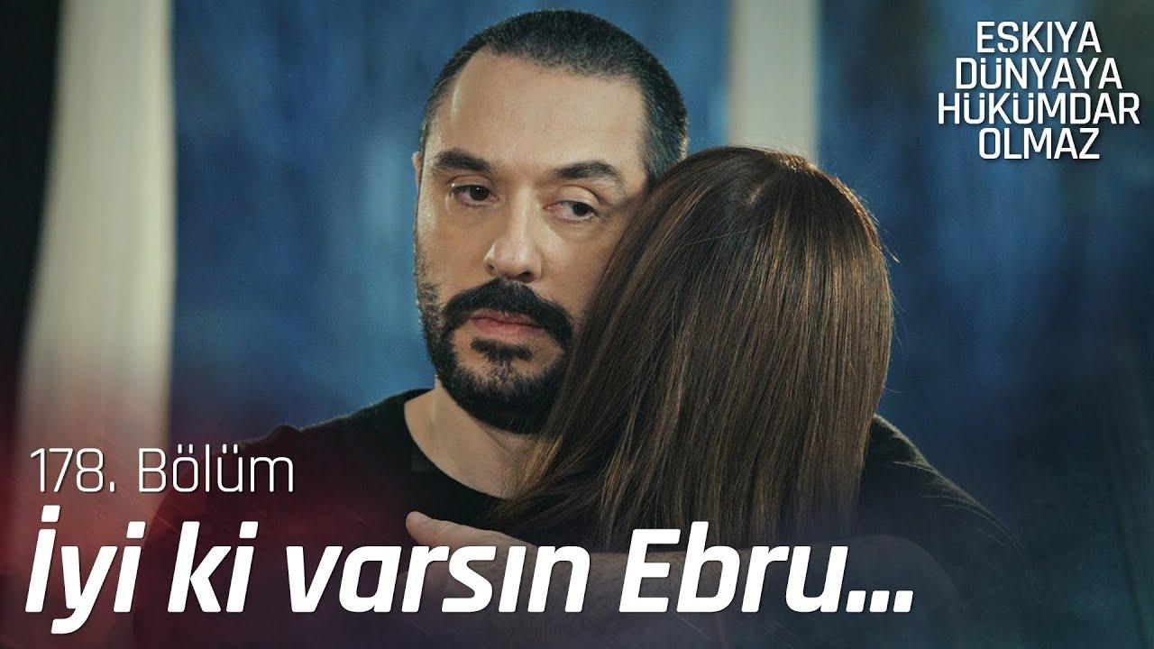 Behzat'ın, Ebru'ya sonsuz güveni... - Eşkıya Dünyaya Hükümdar Olmaz 178. Bölüm