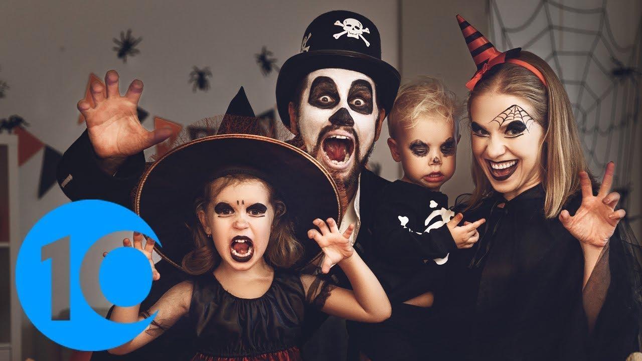 Beautiful 10 Most Popular Halloween Costumes Of 2018