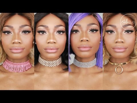 CHOKER COLLECTION!