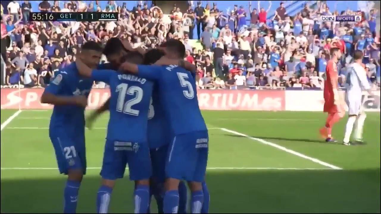 Download Getafe vs Real Madrid 1 2   All Goals & Highlights   14 10 2017 HD