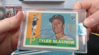 2018 Topps Archives Signature Series Baseball 20 Box Case Break #3