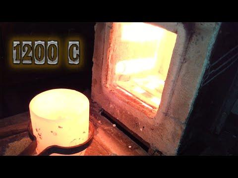 Муфельная печь своими руками — инструкция по изготовлению