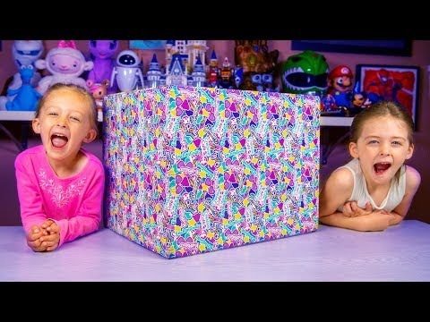 HUGE Mattel Toys Surprise Easter Present for Girls Polly Pocket | Kinder Playtime It's a Toy Party!