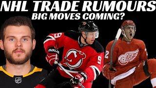 NHL Trade Rumours - Hall, Galchenyuk, Athanasiou