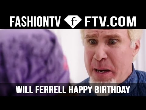 Will Ferrell Happy Birthday - July 16 | FTV.com