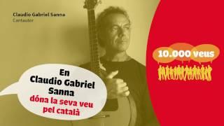 Claudio Gabriel Sanna dóna la seva veu pel català!