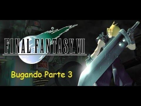 Final Fantasy VII Terceira Parte Em PT BR (Bugando)