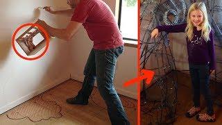 Nach 1,5 Jahren sieht das Zimmer seiner Tochter SO aus. thumbnail