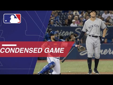 Condensed Game: NYY@TOR - 7/6/18