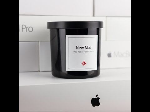 This Candle smells like a new Mac | CNBC International