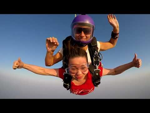 Skydive Dubai Experience 2017