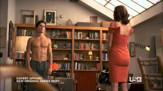 White Collar Season Two Sara Ellis Clips