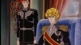 【銀河英雄伝説】オーディンでの式典~ラインハルト元帥に昇進