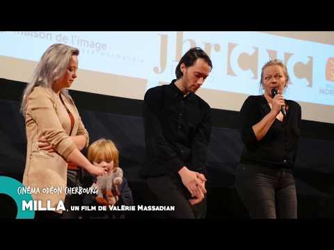 Avant-première de Milla, un film de Valérie Massadian - Cherbourg