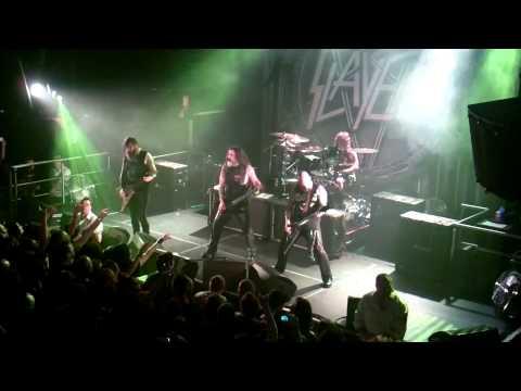 Slayer - Seasons In The Abyss - 1.7.2014 The Academy, Dublin, Ireland