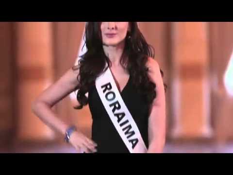 Miss Brasil 2013 - Perfis Rondônia, Roraima e Santa Catarina