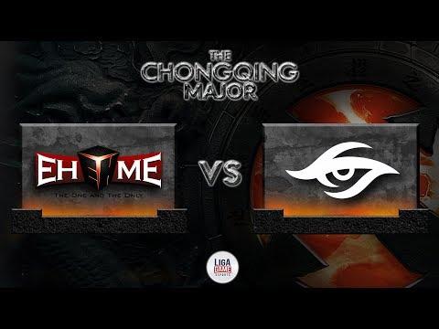 [DOTA 2] Ehome VS Team Secret - Chongqing Major [LIVE] thumbnail
