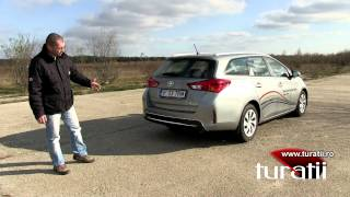 Toyota Auris TS 1,4l D-4D explicit video 1 of 3