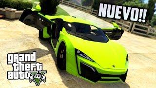 GTA V CARS!!! Lykan HyperSport Fast & Furious 7 en GTA 5 - Paul walker y Vin Diesel en Dubai