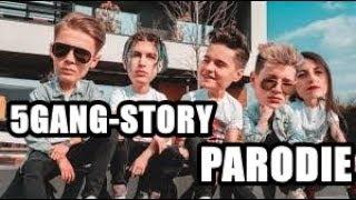 5GANG-STORY [PARODIE] (Pentru amuzament)