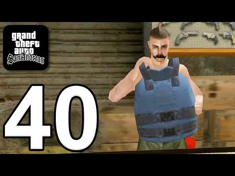Grand Theft Auto: San Andreas - Gameplay Walkthrough Part 40 - Free Roam (iOS, Android)