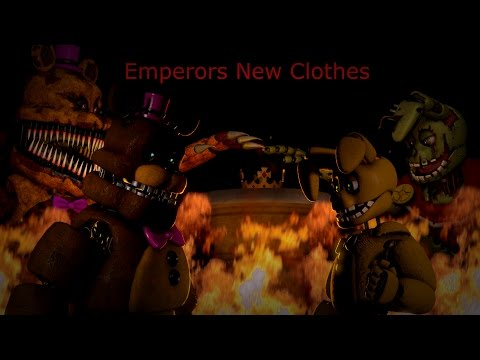 [SFM FNAF] Emperor's New Clothes [Collab with Deano !!!]