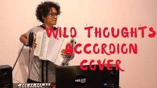 DJ Khaled - Wild Thoughts ft. Rihanna, Bryson Tiller (Mulett Accordion Cover)
