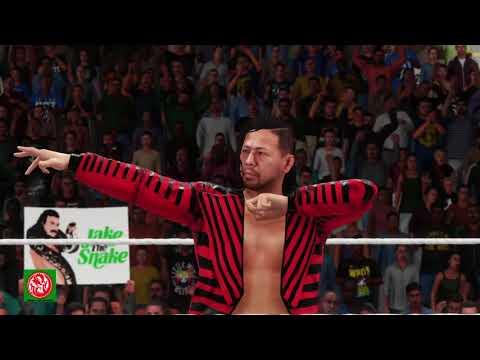 Egotistical 8 World Champion Match