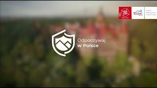 Odpoczywaj w Polsce. Zamek Książ - Certyfikat POT ...