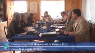 Concejo Municipal Miercoles 08 de Febrero 2017