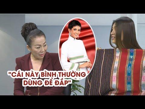 NTK Linh San: 'H'Hen Nie mang mền của người Ê Đê đến nhờ tôi may váy đi thi'
