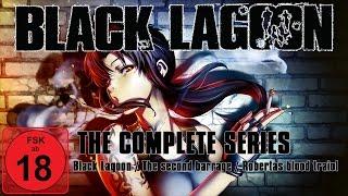Black Lagoon [Complete Series] uncut / Verlikt
