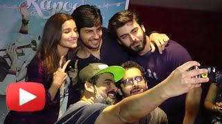 Alia Bhatt, Sidharth Malhotra, Fawad Khan Talk About Kapoor & Sons Success