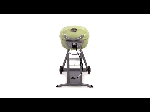 CharBroil Infrared Cooking Electric Bistro Grill