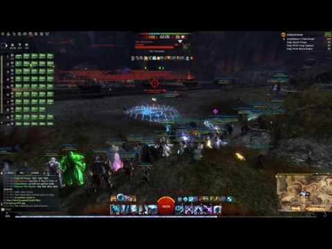 [GW2] ArenaNet Devs Duel in WvW
