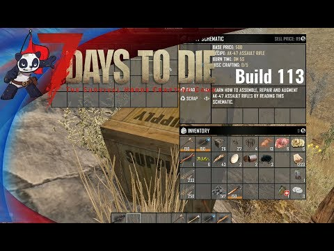 7 Days to Die | Alpha 16 | Build 113 | Ep. 03 - Air Drops And Updates!