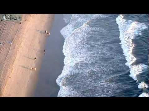 Los Angeles Flight Tour - Malibu,Pacific Palisades,Santa Monica,Venice