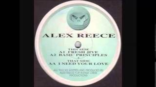 Alex Reece - Fresh Jive