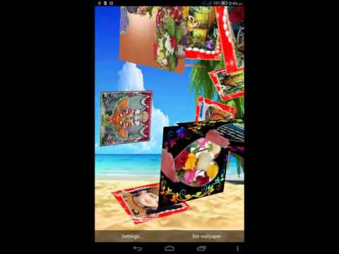 3d Photo Cube Live Wallpaper Apps On Google Play
