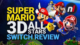 Super Mario 3D All-Stars Nintendo Switch Review - Is It Worth It?